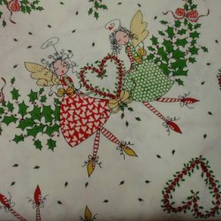 Tela Navidad patchwork 207103