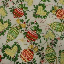 Tela Navidad patchwork 207106