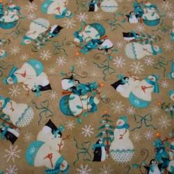 Tela Navidad patchwork 1570
