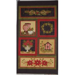 Panell patchwork nadalenc 9641