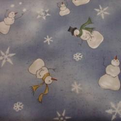 Tela Navidad patchwork 22682