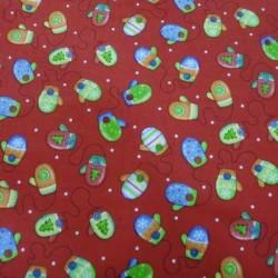 Tela Navidad patchwork 2713