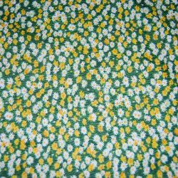 Roba patchwork flors  2297