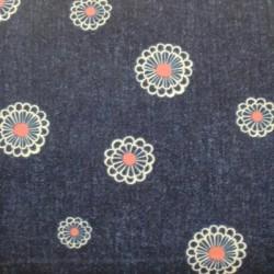 Roba patchwork flors 5989