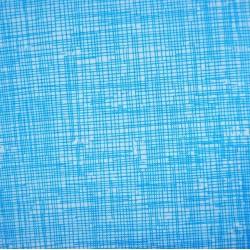 Tela patchwork Cuadros Azul...