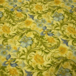 Roba patchwork flors  8205
