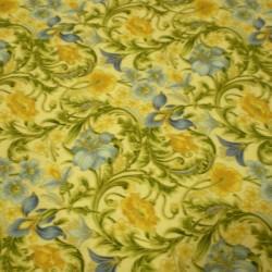 Tela patchwork flores 8205