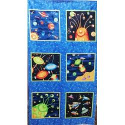 Panel patchwork Espacio 26805