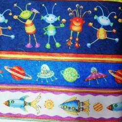 Sanefa patchwork Espai 24656