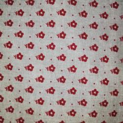 Tela patchwork flores 3064