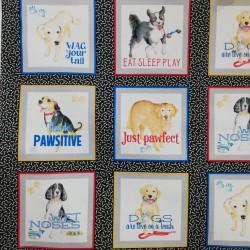 Panel perros 9725