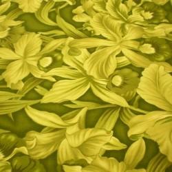 Tela patchwork flores 3002 V