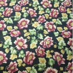 Tela patchwork  flores 33655