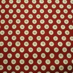 Tela patchwork botones 7180