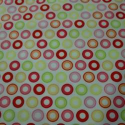 Tela patchwork multicolor 9466