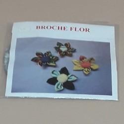 Kit Broche Flor M1
