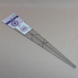 Plantilla Fan ruler C12047