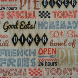 Roba patchwork lletres 24908