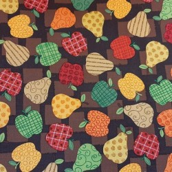 Roba patchwork fruites 6490