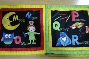 Tenemos un amplio surtido de telas infantiles específicas para el patchwork.