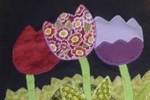 Tenemos un amplio surtido de telas de flores específicas para el patchwork.